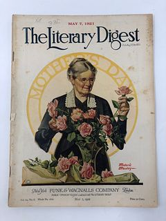 The Literary Digest 1620, May 7, 1921
