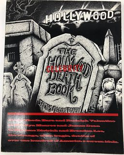 The Hollywood Celebrity Death Book