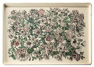 Piero Fornasetti (1913-1988)  - Folding table, 1950 ca.