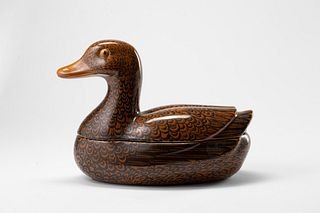 Piero Fornasetti (1913-1988)  - Case in ceramic, 1960 ca.