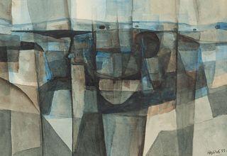 Alan Reynolds (British, 1926-2014) Untitled, 1959