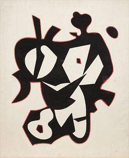 Lucia Stern (American, 1895-1987) Untitled