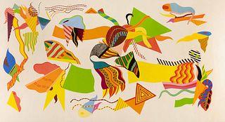 Jose Garcia (20th century) Spring, 1972