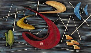 Rolph Scarlett (American, 1889-1984) Untitled