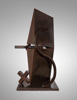 Fletcher Benton (American, b. 1931) Untitled, 1981