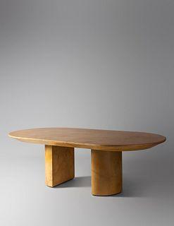 Karl Springer (German, 1931-1991) Dining Table, Karl Springer Ltd., USA