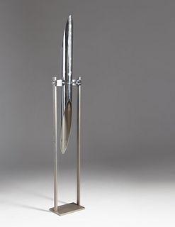 Robert Sonneman (American, b. 1943) Adjustable Floor Lamp, Sonneman Lighting, USA