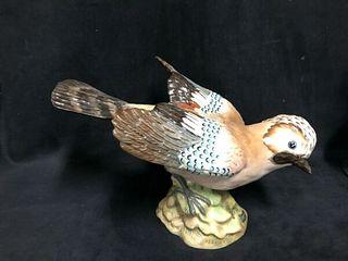 "A Large  Beswick England pottery Bird figurine ""Jay""  # 1219"