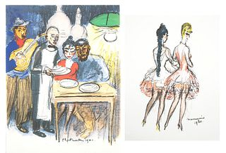 KEES VAN DONGEN (DUTCH-FRENCH 1887-1968)