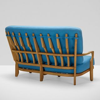 Robert Guillerme and Jacques Chambron, settee
