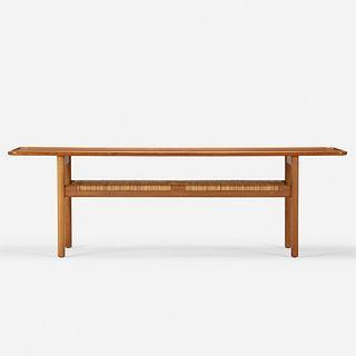 Hans J. Wegner, coffee table, model AT 10