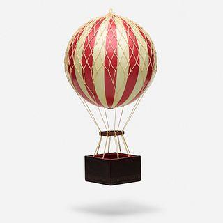Louis Vuitton, Hot Air Balloon window display