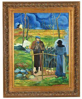 After Paul Gauguin
