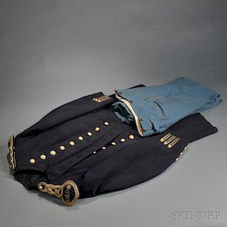 Model 1902 McClellan Saddle by Skinner - 60430   Bidsquare