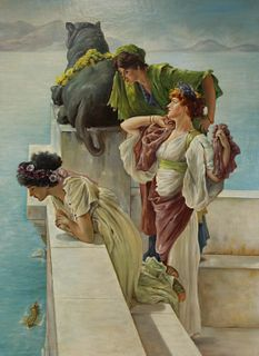 LAWRENCE ALMA-TADEMA (AFTER).