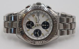 JEWELRY. Breitling Aeromarine Shark Watch.
