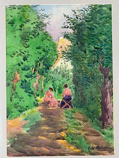 Julius Rehder (MO, Germany, 1861-1955)