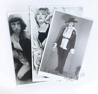 Group, 3 Cindy Sherman Photo Lithographs, Signed