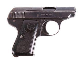 Galesi Model 9 Vest Pocket 6.35mm Pistol