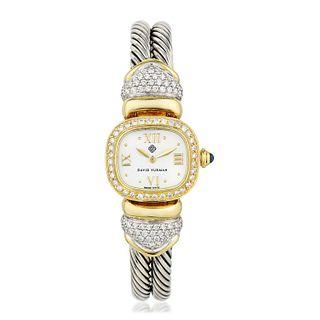 David Yurman Diamond Ladies Watch