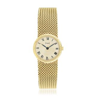 Piaget Ladies Watch in 18K Gold