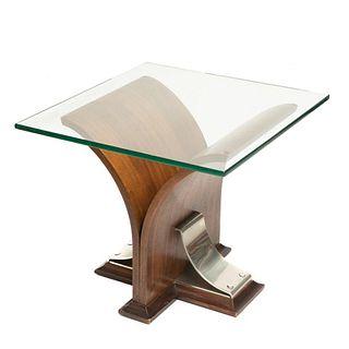 Mid Century Machine Age Coffee Table