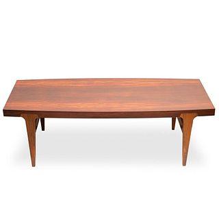 Mid Century Scandinavian Rosewood Coffee Low Table