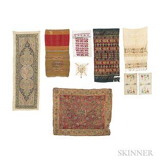 Nine Textiles