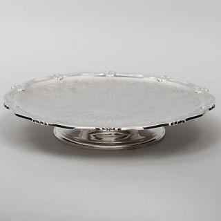 Tiffany & Co. Silver Tazza