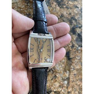 Corum Golden Bridge Platinum Anniversary Watch