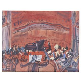 After: Jean Dufy, French (1888 - 1964)