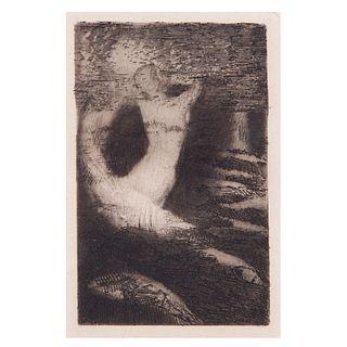 Odilion Redon, Passage of a Soul
