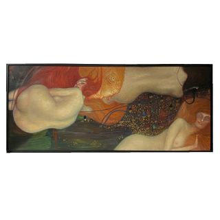 After Klimt, Gustav (Austrain, 1862-1918)