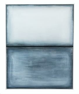 Large-Scale, Rothko-Style Abstact Canvas by Michele Tholen
