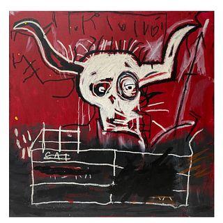 After : Jean-Michel Basquiat