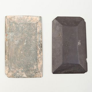Two Cosmetic Stones