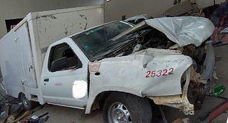 Camioneta Nissan D22 2010