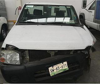 Camioneta Nissan D22 2012