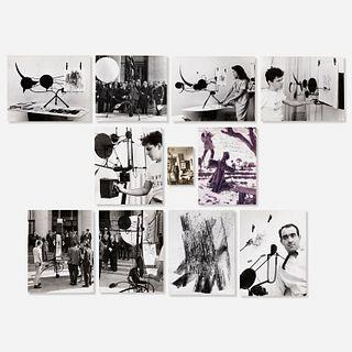 Paul Almasy, collection of Métamatic photographs