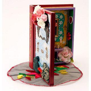 """Celina Pagani-Tousignant """"Mi Frida - A Frida Kahlo Altar Book"""""""