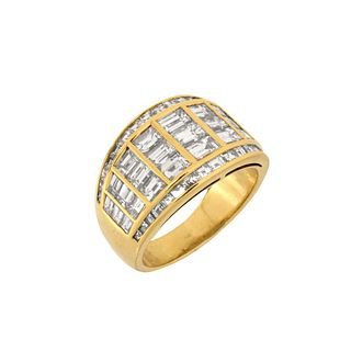 Graff Diamond and 18K Ring