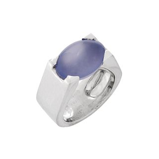 Cartier Chalcedony and 18K Ring
