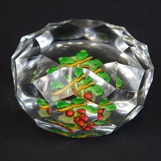 Antique Saint Louis Art Glass Paperweight