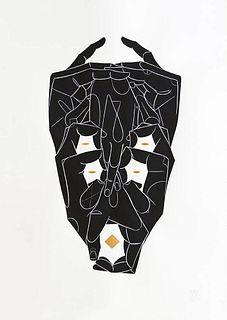 BASIK (Rimini, 1977) Maschera I, 2015