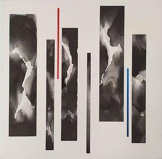 CARNE<br>(Palmanova, 1985)<br>Studio di tensione n.2, 2020