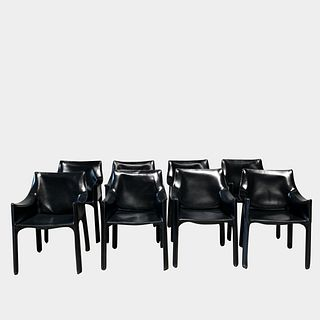 Cassina Cab Chairs (Set of 8)
