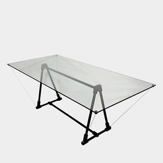 Glass Multi-Functional Table