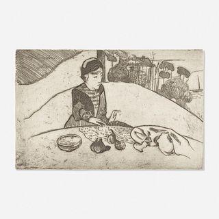 After Paul Gauguin, La Femme aux Figues