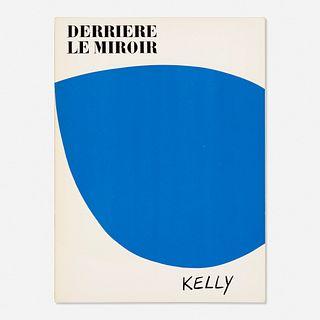 Ellsworth Kelly, Derriere le Miroir exhibition catalogue