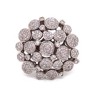 18k Diamonds Ring